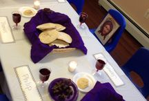 Last supper object lesson