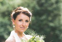 Green Wedding / Hochzeit im Greenery Style