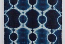 Tissus africains African fabrics / Echantillons