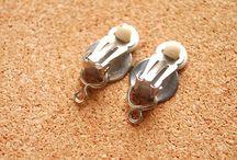 cercei clips-clip earrings