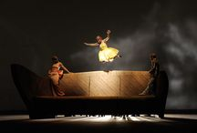 Theatrical scenography