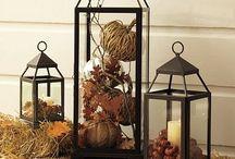 Autumn Decor / by Corena Frasier