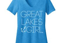 Great lakes girl / Are you a Great Lakes Girl?  Or a Lake Girl?