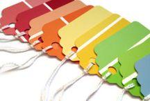 Basteln mit Farbkarten