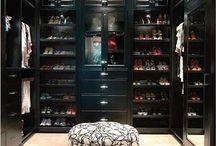 Closets-Dressing Rooms / by Josephine Fajardo