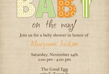 Baby Event / by Jacki