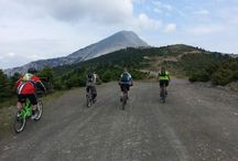 If you like #mountain #biking.... / If you like #mountain #biking you're going to love #exploring the #nature around our #guesthouse and taking in the fresh air of #Mount #Dirfys!