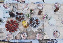 Renya's birthday garden party