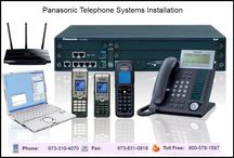 Intercom/Telephone System / We provide convenient Panasonic multi-line phone systems for home & business that feature incredible wireless range, Conference call, Electronic lock, intercom capabilities & privacy ring features.