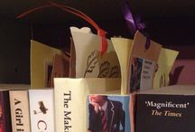 Bookshop details / Random things that make me smile within bookshops - shelves or otherwise
