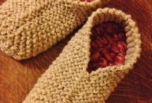Yarn love - slippers and socks