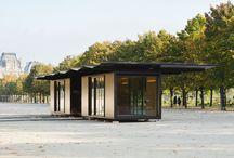 kiosques contemporains / Les plus beaux kiosques contemporains en France et à l'Etranger.