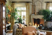 Bringing the outside in / Decorating with plants