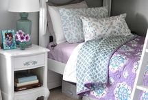 Kennedy Bedroom Redesign 2015 / Taking us out of baby girl world and into big sister world!