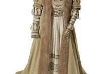 Barrandov Fundus Renaissance costume samples