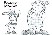 Uk en Puk Reuzen en Kabouters