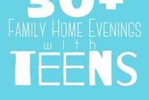 Family Time / by Shelley Conyers