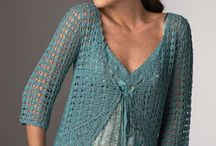 CROCHETED SWEATERS / by Maxi Duvall