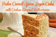 Paleo cakes, deserts and pies. / It's about Paleo treats