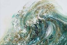 Art exam 2015- movement of water