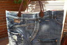 Denim Bags / Handbags