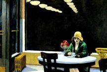 Edward Hopper / Wong Kar Wai