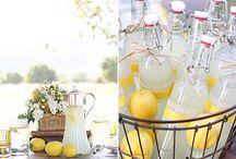 Organic Sunshine Wedding