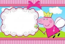 Happy B-Day pepa pig