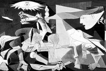 Cubismo ( Picasso )
