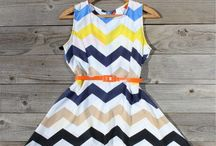 Chevron inspirations / by Mary Emmens