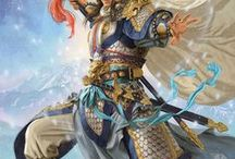 dynasty warrior character