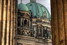 "My ""Heimatstadt"" Berlin Germany / by Susanne Frederick"