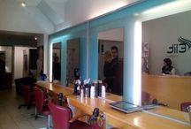Élit coiffure (le salon )