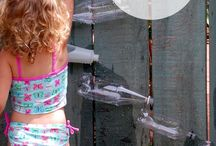 Projects to Try / Kids outdoor fun