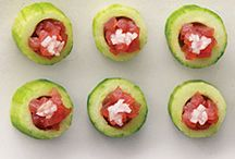 Healthy Appetizers & Snacks / by Lindsey Fay