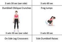 para hacer ejercicio