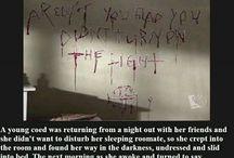 Short creepy stories