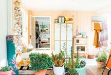 Daphne's Diary | Colorful interior
