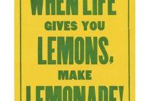 All things Lemonade