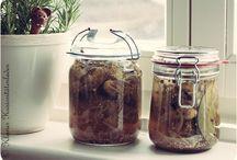Vorratskammer / Einwecken einkochen haltbar machen Vegetarisch / vegan