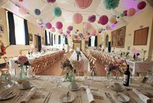 Village Hall Wedding Inspiration