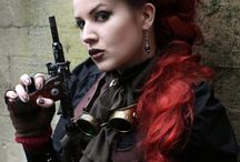 Gasfreak? No... Steampunk! / by Jo Ortiz