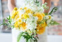 Bouquets / Wedding flowers - Mariage - Bouquets de la mariée