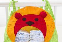Mayabee Nursery textiles - baby room