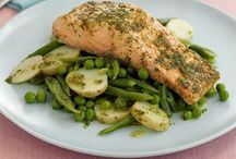 High protein healthy food