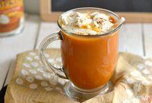 Fall/Winter Beverages & Drinks #Cider #Tea #HotChocolate #AppleCider