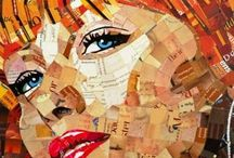 Mosaics with paper