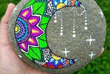 stones ..Christmas on a budget