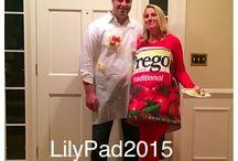 Pregnant Halloween Costume Ideas