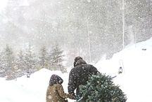 Männerweihnachten / An Weihnachten tun wir Männer das, was wir am besten können: Weihnachtsbäume fällen, die Technik ans Laufen bringen und an der Deko rumbasteln. Hier ein paar Inspirationen dazu. Frohes Fest!